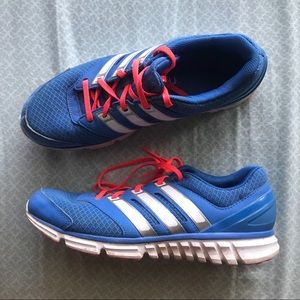 Womens Size 8 Adidas Run Strong Shoes